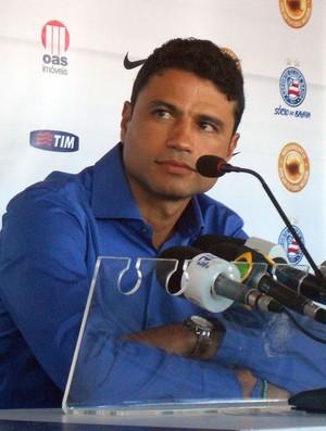 William Machado; Bahia (Foto: Eric Luis Carvalho)
