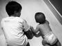 Juliana Knust posta foto dos filhos: 'O real significado da palavra amor'