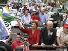 Dilma Rousseff diz que vai aumentar investimento no ensino superior