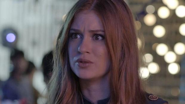 'Totalmente': Eliza não quer beijar Henri Castelli (TV Globo)