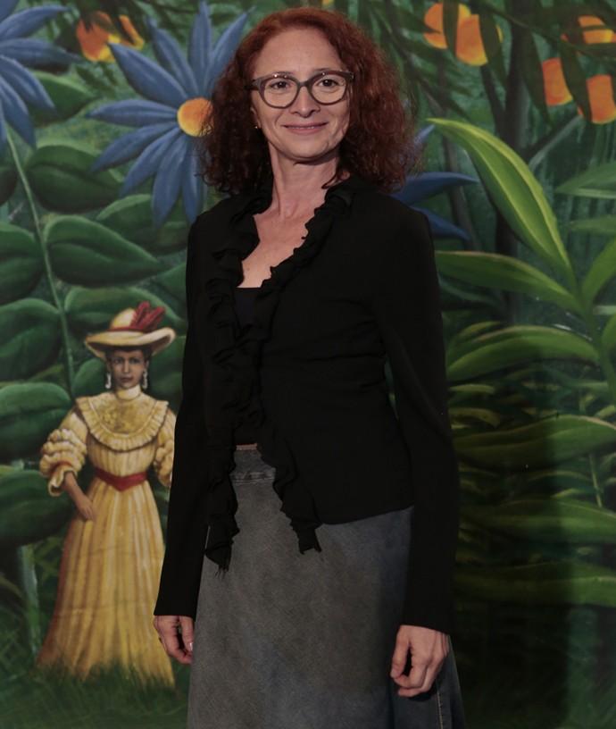 A admirável atriz Marcélia Cartaxo foi responsável por contar a história de Josefa (Foto: Felipe Monteiro/ Gshow)