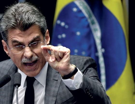 Senador Romero Jucá (Foto:   Ueslei Marcelino / Reuters)