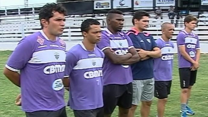 Apresentação Araxá Esporte 2015 (Foto: Reprodução/Tv Integração)