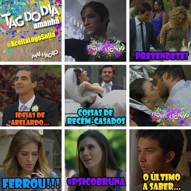 Capítulo 232 (Foto: Malhação / TV Globo)