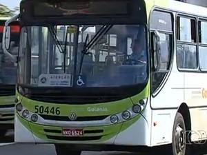 Linhas de ônibus são ampliadas em Goiânia, Goiás (Foto: Reprodução/TV Anhanguera)