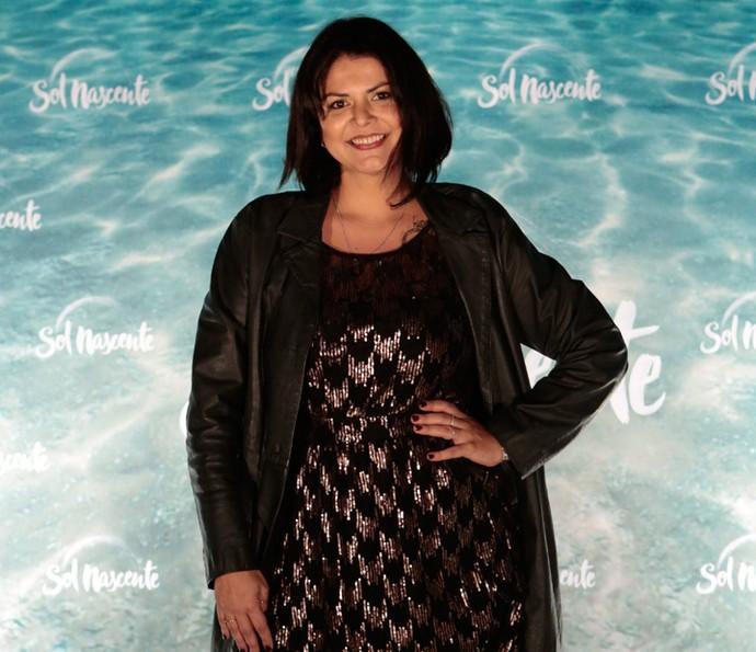 Flávia Guedes interpreta Kika em 'Sol Nascente' (Foto: Felipe Monteiro/Gshow)