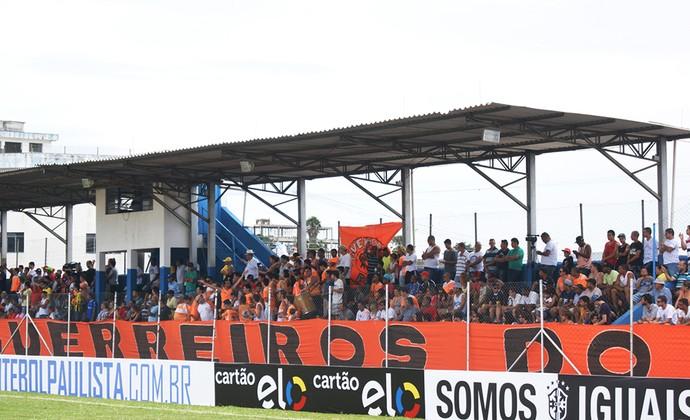 Estádio Salvador Russani (Foto: Fabio Giannelli/Soccer Digital)