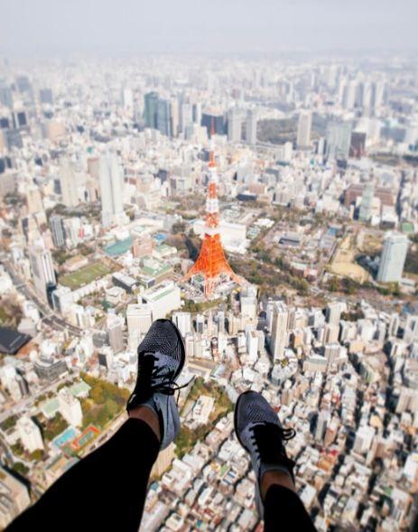 Shoe Selfie (Foto: Reprodução)