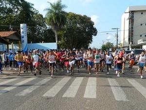 A expectativa é que mais de 300 corredores participem do Circuito do Sesc AP (Foto: Ascom/SESC-AP)