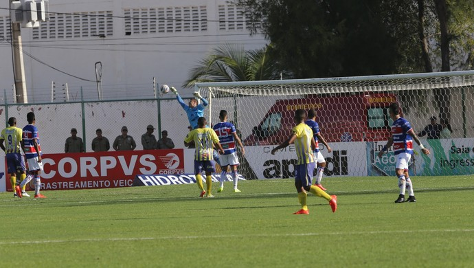 Horizonte x Fortaleza Campeonato Cearense Domingão (Foto: Helene Santos/Agência Diário)