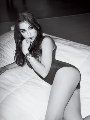 PIONEIRA Sasha Grey em foto recente. Ela acredita que ajudou a mudar a postura das estrelas do pornô (Foto: Brooke Nipar/Contour by Getty Images)