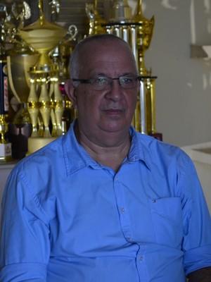 Guilherme Carvalho, Novinho, presidente do Botafogo-PB (Foto: Reprodução / TV Cabo Branco)