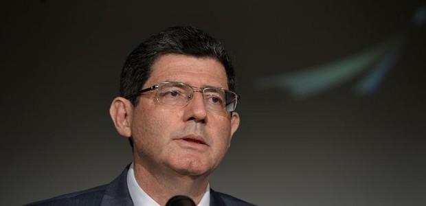 Joaquim Levy anuncia aumento de impostos  (Foto: Wilson Dias/Agência Brasil)