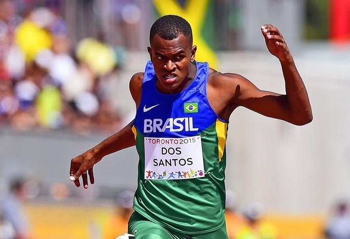 Vitor Hugo, atletismo, Pan de Toronto (Foto: Wagner Carmo/ CBAT)