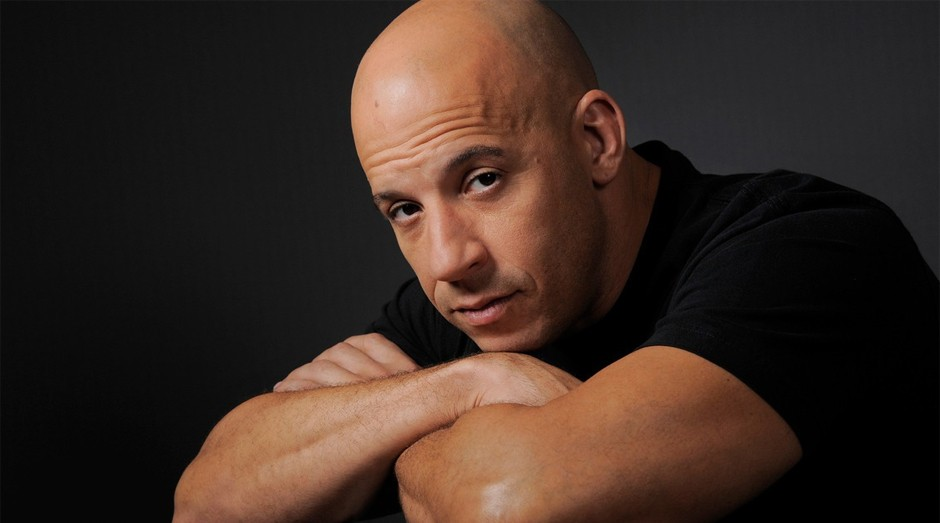 Vin Diesel: feio ou bonito? (Foto: Reprodução )
