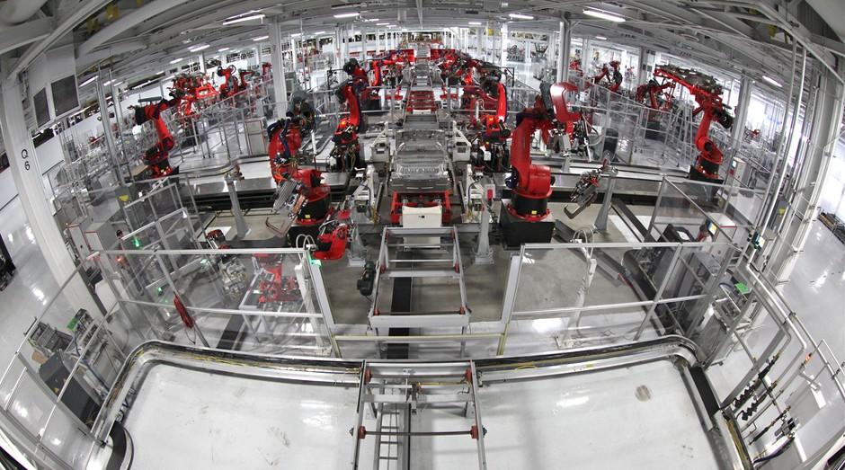 indústria_linha_de_montagem (Foto: Divulgação)