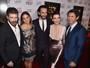 Rodrigo Santoro participa de première ao lado de estrelas de Hollywood