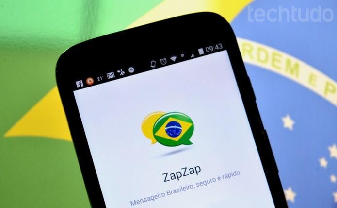 Aprenda a enviar mensagens secretas no ZapZap Messenger (Foto: Luciana Maline/TechTudo)