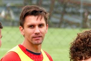 Paulo André Atlético-PR (Foto: Monique Silva)