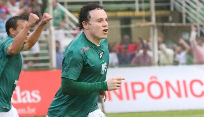 Caldense estará na Série D do Campeonato Brasileiro de 2015 (Foto: Assessoria Imprensa Caldense)