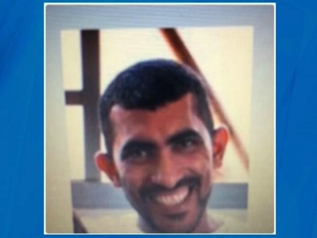 Valdir Pereira da Rocha teve morte cerebral após ser espancado em cadeia de MT (Foto: Reprodução/TVCA)