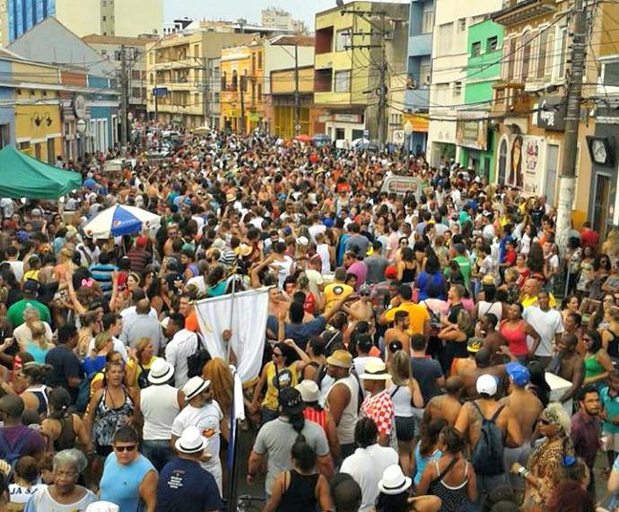 Panela do Samba já fez sua apresentação no Carnaval de Rua 2016, no dia 23 de janeiro (Foto: Divulgação/Bloco Panela do Samba)