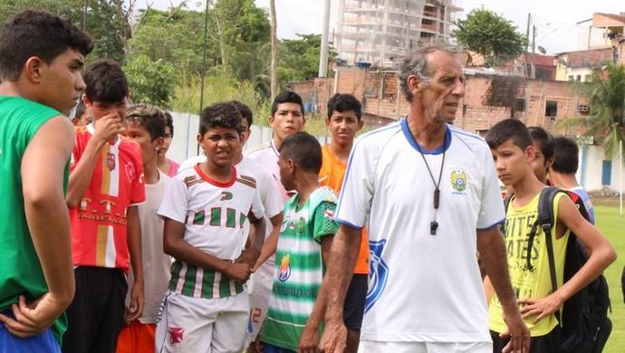 Nacional - peneira (Foto: Ennas Barreto/Nacional FC)