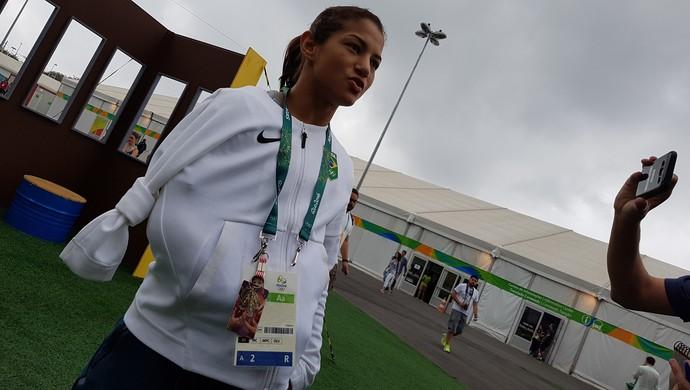 Sarah Menezes judô Rio 2016 (Foto: Rodrigo Alves)