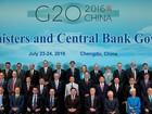 G20 afirma que Brexit 'soma incerteza' à economia mundial