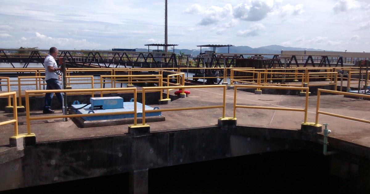 Água do Sistema Billings será tratada em Suzano, diz governador - Globo.com
