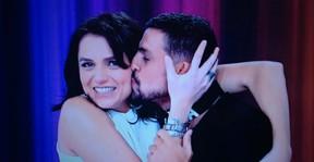 Monica Iozzi e Cauã Reymond (Foto: Reprodução/Reprodução)