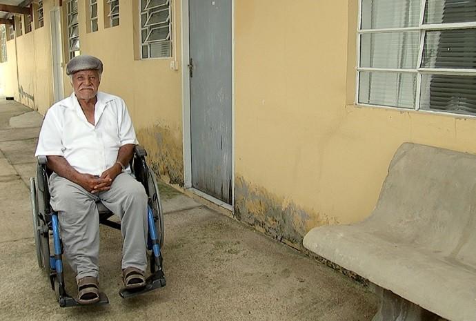 Moradores da Casa Vicentina inspiram e emocionam com suas histórias (Foto: Reprodução / TV TEM)