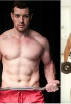 Ex-BBB Cézar Lima faz dieta para definir: 'Como 1kg de frango por dia'