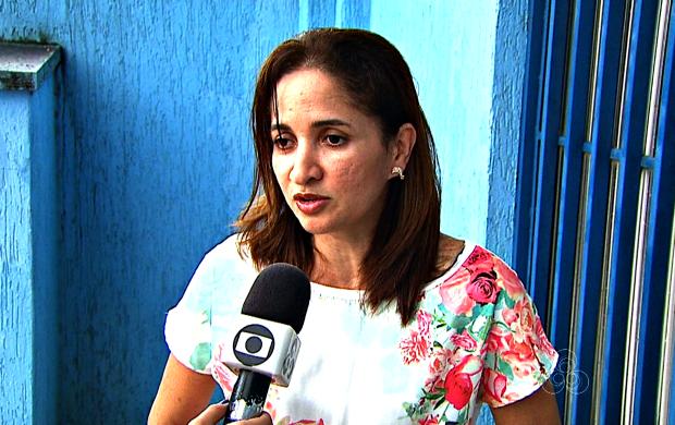 Diretora da Vigilância Epidemiológica explica sobre cuidados com as doenças (Foto: Acre TV)