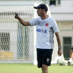 Valdir Bigode, Vasco (Foto: Paulo Fernandes/Vasco.com.br)