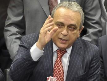 O presidente do PSDB, Sérgio Guerra (Foto: José Cruz/ABr)