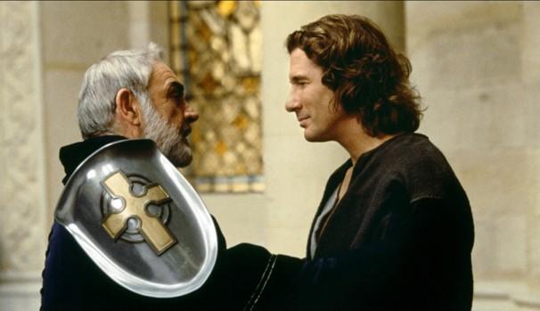 Lancelot fica dividido entre lealdade ao rei e viver seu grande amor (Foto: Divulgação/Reprodução)