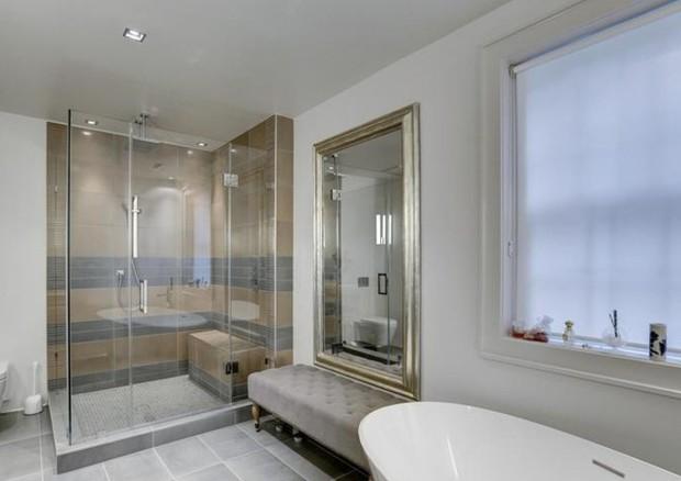 Banheiro da suíte (Foto: Reprodução)