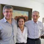 'Era coisa quase de soco', conta Arruda Sampaio (Rosanne D'Agostino/G1)