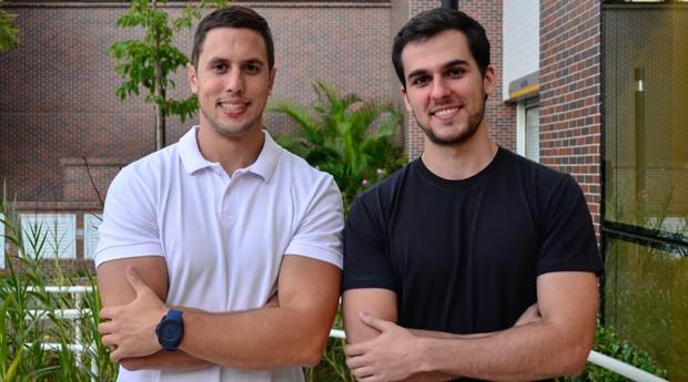 Otto Guarnieri e Antonio Neto, fundadores da +MU (Foto: Divulgação)