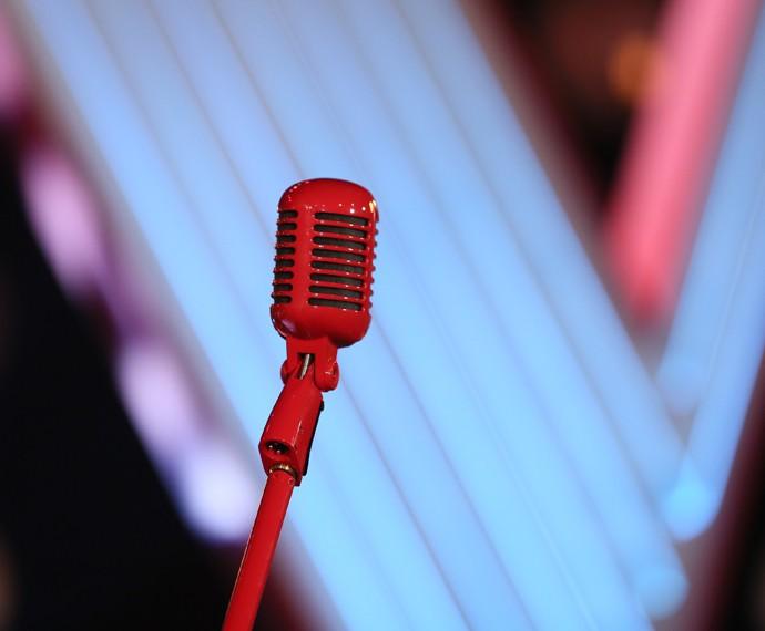 Michel Teló chega com tudo na quarta temporada do The Voice Brasil (Foto: Isabella Pinheiro / Gshow)