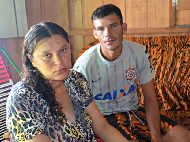 Pais acusam maternidade de negligência médica  (Foto: Adelcimar Carvalho/G1)