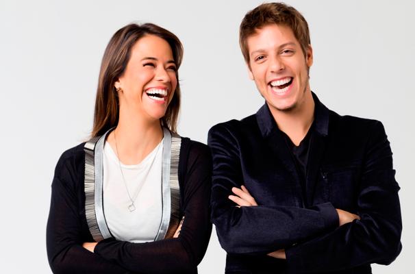 Fabio e Miá contam o que mais gostam no trabalho em dupla (Foto: Divulgação)