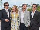Benicio Del Toro e Emily Blunt levam a Cannes ação sobre narcotráfico