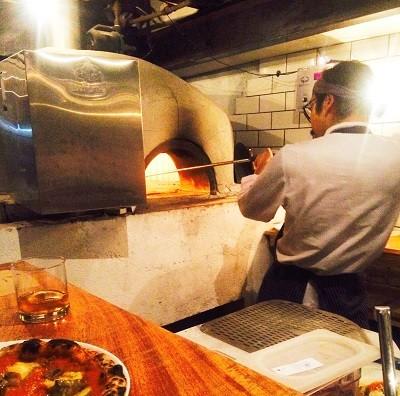 Pizzaria Ferro e Farinha