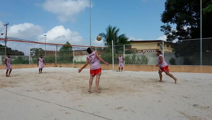 futevôlei  (Foto: Federação Amapaense de Futevôlei)