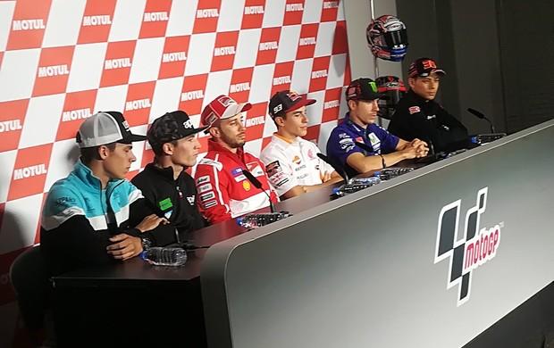 BLOG: Mundial de Motovelocidade - Coletiva de Imprensa dá início as atividades do GP do Japão...