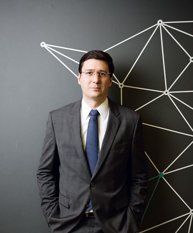 Tecnologia;Internet;Simplificação Charnet, do Itaú, diz que a nova tecnologia vai reduzir a burocracia interna e deixar a operação mais leve (Foto: Marcus Steinmeyer)