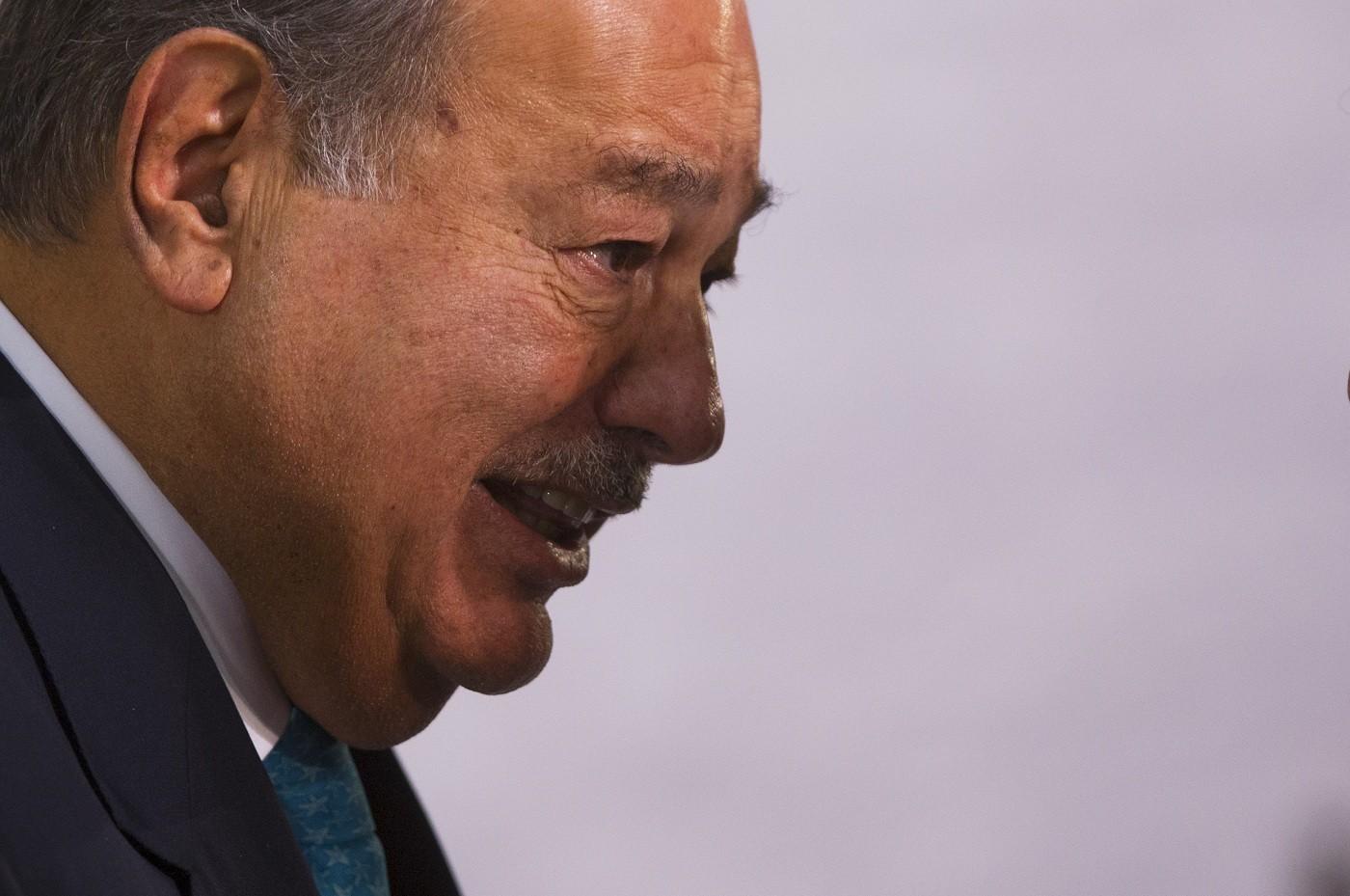 Carlos Slim (Foto: Hector Vivas/STR/Getty Images)