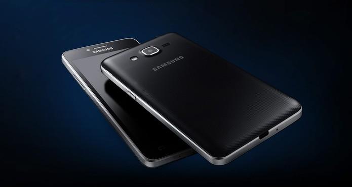 O Galaxy J2 acaba tendo mais armazenamento interno (Foto: Divulgação/Samsung)